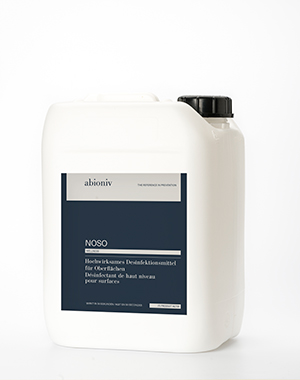 NOSO floor destroys Clostridium in 30 seconds